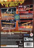 NBA Jam Xbox 360 Back Cover