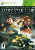 Darkstar One Xbox 360 Other Keep Case - Front
