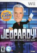 Jeopardy! Wii Front Cover