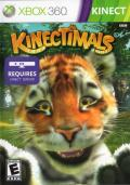 Kinectimals Xbox 360 Front Cover