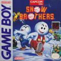 Snow Brothers Game Boy Front Cover