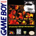 WWF Raw Game Boy Front Cover