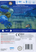 Endless Ocean: Blue World Wii Back Cover