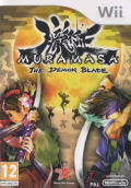 Muramasa: The Demon Blade Wii Front Cover