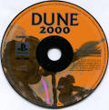 Dune 2000 PlayStation Media