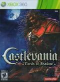 Castlevania: Lords of Shadow (Limited Edition) Xbox 360 Front Cover With Sleeve