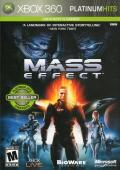 Mass Effect Xbox 360 Front Cover