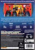 Rock Band 3 Xbox 360 Back Cover