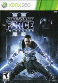 Star Wars: The Force Unleashed II Xbox 360 Front Cover