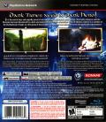 Castlevania: Lords of Shadow PlayStation 3 Back Cover