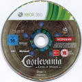 Castlevania: Lords of Shadow Xbox 360 Media Disc 1 of 2