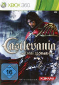 Castlevania: Lords of Shadow Xbox 360 Front Cover
