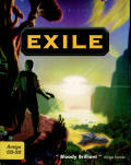 Exile Amiga CD32 Front Cover
