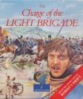 The Charge of the Light Brigade DOS Front Cover