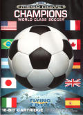 Champions World Class Soccer Genesis Front Cover