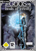 GODS: Lands of Infinity Windows Front Cover