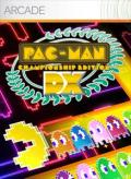 Pac-Man: Championship Edition DX Xbox 360 Front Cover