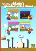 Super Mario All-Stars: Limited Edition Wii Inside Cover Left