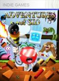 Adventures of Sid Xbox 360 Front Cover