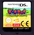 Dig Dug: Digging Strike Nintendo DS Media