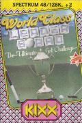 World Class Leader Board ZX Spectrum Front Cover