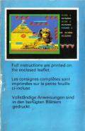 Bomb Jack ZX Spectrum Inside Cover