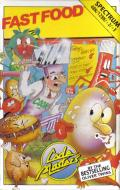 Fast Food ZX Spectrum Front Cover