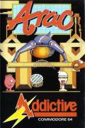 Spiderbot Commodore 64 Front Cover