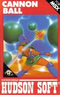 Cannon Ball MSX Front Cover