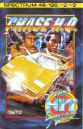 Chase H.Q. ZX Spectrum Front Cover