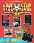 Five Star III Commodore 64 Front Cover