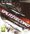 Split/Second PlayStation 3 Front Cover