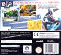 Assassin's Creed: Altaïr's Chronicles Nintendo DS Back Cover