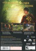 The Spiderwick Chronicles PlayStation 2 Back Cover