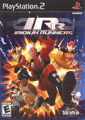 Iridium Runners PlayStation 2 Front Cover