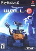 Wall-E PlayStation 2 Front Cover