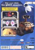 Wall-E PlayStation 2 Back Cover