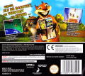 Over the Hedge: Hammy Goes Nuts! Nintendo DS Back Cover