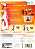 EA SPORTS Active Wii Other Keep Case - Back