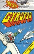 Gyropod Commodore 64 Front Cover