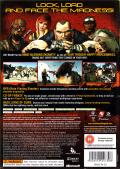 Borderlands Xbox 360 Back Cover