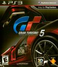 Gran Turismo 5 (Collector's Edition) PlayStation 3 Other Keep Case - Front