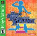 Dance Dance Revolution: Konamix PlayStation Front Cover