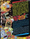 Puzznic ZX Spectrum Back Cover