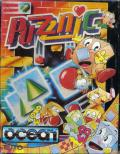 Puzznic ZX Spectrum Front Cover
