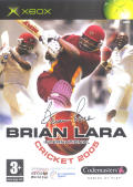 Brian Lara International Cricket 2005 Xbox Front Cover