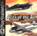 Aces of the Air PlayStation Front Cover