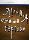 Along Came A Spider Xbox 360 Front Cover