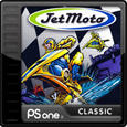 Jet Moto PlayStation 3 Front Cover