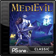 MediEvil PlayStation 3 Front Cover